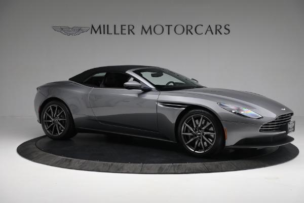 New 2019 Aston Martin DB11 V8 Convertible for sale Sold at Bugatti of Greenwich in Greenwich CT 06830 16