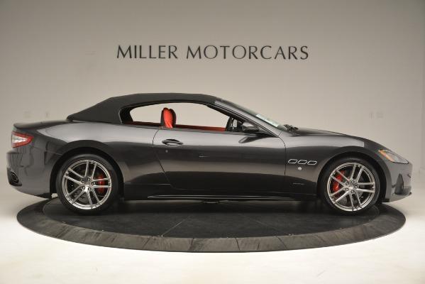 New 2018 Maserati GranTurismo Sport Convertible for sale Sold at Bugatti of Greenwich in Greenwich CT 06830 18