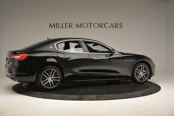 New 2019 Maserati Ghibli S Q4 for sale Sold at Bugatti of Greenwich in Greenwich CT 06830 8