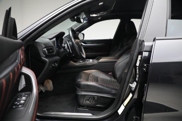New 2019 Maserati Levante GTS for sale $134,005 at Bugatti of Greenwich in Greenwich CT 06830 13