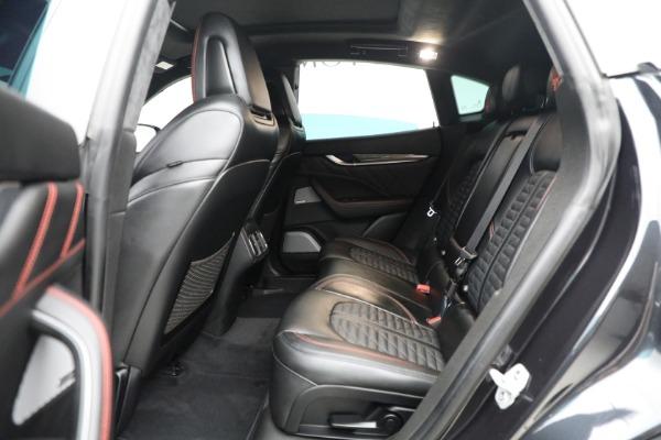 New 2019 Maserati Levante GTS for sale $134,005 at Bugatti of Greenwich in Greenwich CT 06830 16