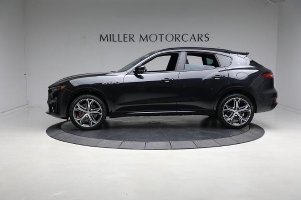 New 2019 Maserati Levante GTS for sale $134,005 at Bugatti of Greenwich in Greenwich CT 06830 3
