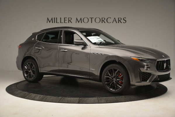 New 2019 Maserati Levante S Q4 GranSport for sale Sold at Bugatti of Greenwich in Greenwich CT 06830 10