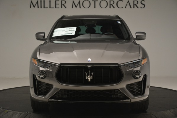 New 2019 Maserati Levante S Q4 GranSport for sale Sold at Bugatti of Greenwich in Greenwich CT 06830 12