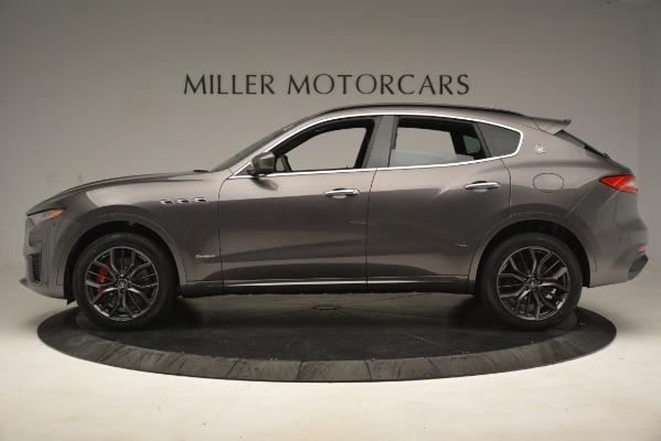 New 2019 Maserati Levante S Q4 GranSport for sale Sold at Bugatti of Greenwich in Greenwich CT 06830 3