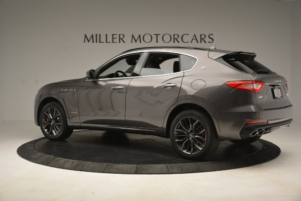 New 2019 Maserati Levante S Q4 GranSport for sale Sold at Bugatti of Greenwich in Greenwich CT 06830 4