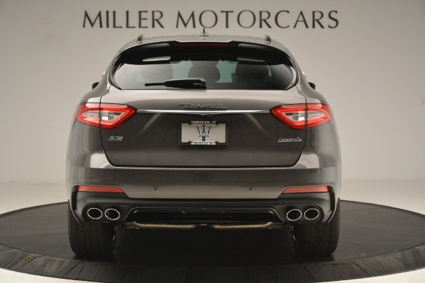New 2019 Maserati Levante S Q4 GranSport for sale Sold at Bugatti of Greenwich in Greenwich CT 06830 6