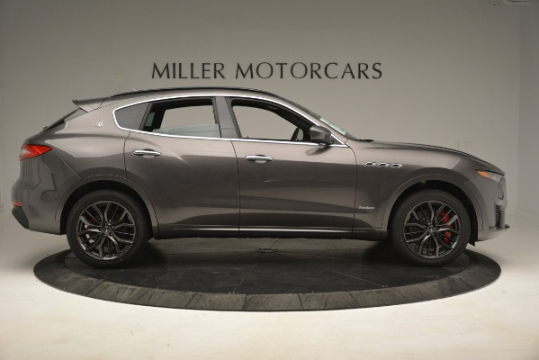 New 2019 Maserati Levante S Q4 GranSport for sale Sold at Bugatti of Greenwich in Greenwich CT 06830 9