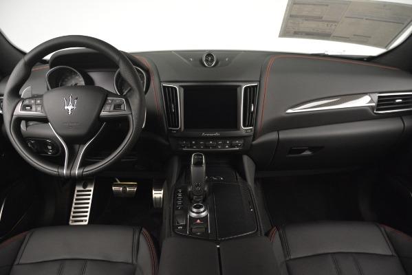 New 2019 Maserati Levante S Q4 GranSport for sale Sold at Bugatti of Greenwich in Greenwich CT 06830 16