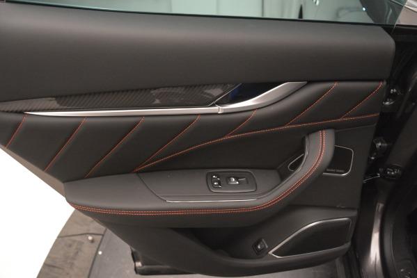 New 2019 Maserati Levante S Q4 GranSport for sale Sold at Bugatti of Greenwich in Greenwich CT 06830 21