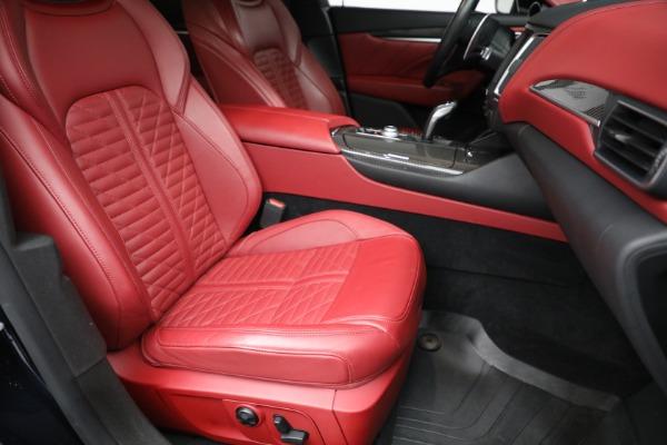 New 2019 Maserati Levante S Q4 GranSport for sale Sold at Bugatti of Greenwich in Greenwich CT 06830 23