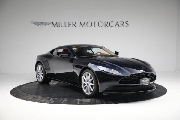 New 2019 Aston Martin DB11 V8 for sale Sold at Bugatti of Greenwich in Greenwich CT 06830 11