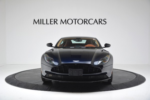 New 2019 Aston Martin DB11 V8 for sale Sold at Bugatti of Greenwich in Greenwich CT 06830 12
