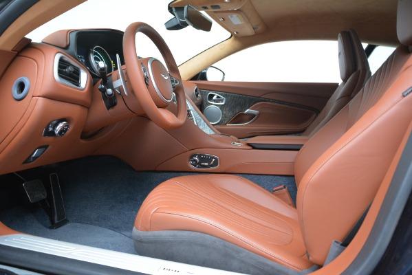 New 2019 Aston Martin DB11 V8 for sale Sold at Bugatti of Greenwich in Greenwich CT 06830 15