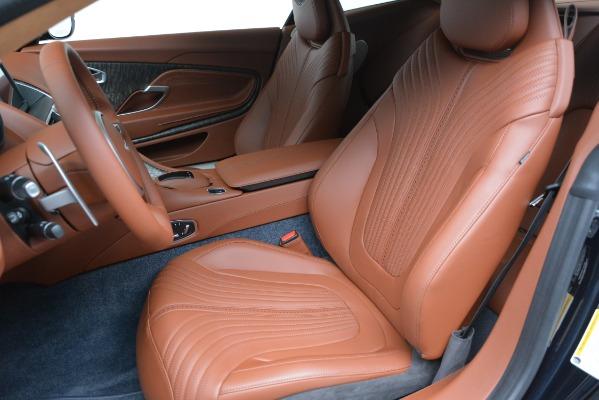 New 2019 Aston Martin DB11 V8 for sale Sold at Bugatti of Greenwich in Greenwich CT 06830 16
