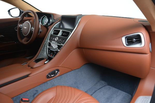 New 2019 Aston Martin DB11 V8 for sale Sold at Bugatti of Greenwich in Greenwich CT 06830 19