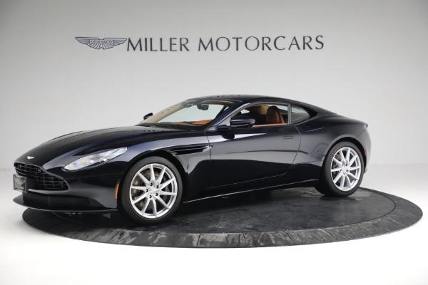 New 2019 Aston Martin DB11 V8 for sale Sold at Bugatti of Greenwich in Greenwich CT 06830 2