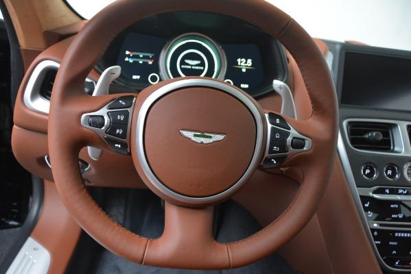 New 2019 Aston Martin DB11 V8 for sale Sold at Bugatti of Greenwich in Greenwich CT 06830 22