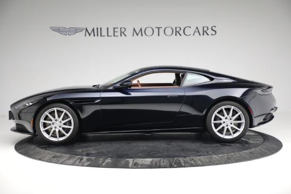 New 2019 Aston Martin DB11 V8 for sale Sold at Bugatti of Greenwich in Greenwich CT 06830 3