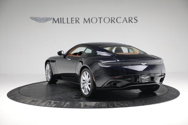 New 2019 Aston Martin DB11 V8 for sale Sold at Bugatti of Greenwich in Greenwich CT 06830 5