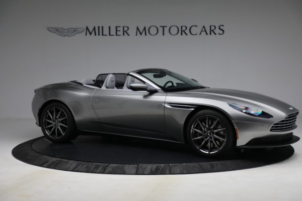 New 2019 Aston Martin DB11 V8 for sale Sold at Bugatti of Greenwich in Greenwich CT 06830 10