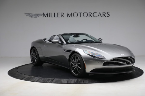 New 2019 Aston Martin DB11 V8 for sale Sold at Bugatti of Greenwich in Greenwich CT 06830 11