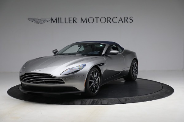 New 2019 Aston Martin DB11 V8 for sale Sold at Bugatti of Greenwich in Greenwich CT 06830 14