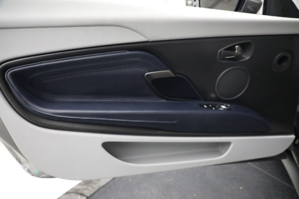 New 2019 Aston Martin DB11 V8 for sale Sold at Bugatti of Greenwich in Greenwich CT 06830 25