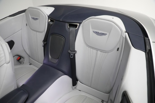 New 2019 Aston Martin DB11 V8 for sale Sold at Bugatti of Greenwich in Greenwich CT 06830 26