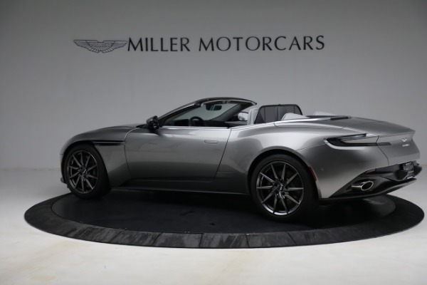New 2019 Aston Martin DB11 V8 for sale Sold at Bugatti of Greenwich in Greenwich CT 06830 3