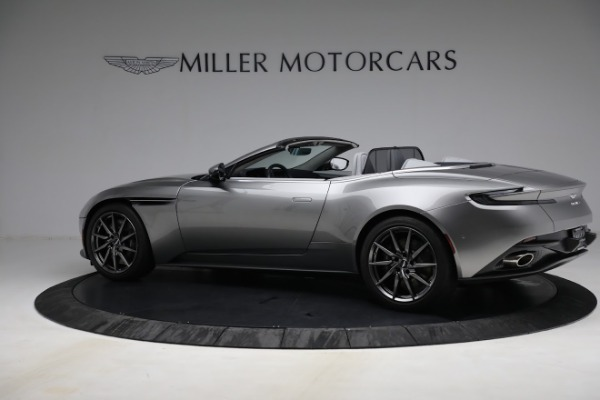 New 2019 Aston Martin DB11 V8 for sale Sold at Bugatti of Greenwich in Greenwich CT 06830 4