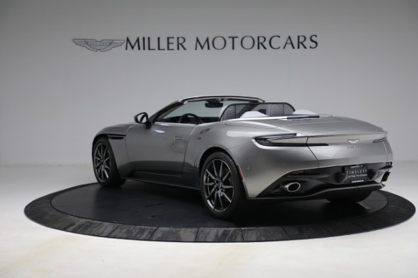 New 2019 Aston Martin DB11 V8 for sale Sold at Bugatti of Greenwich in Greenwich CT 06830 5