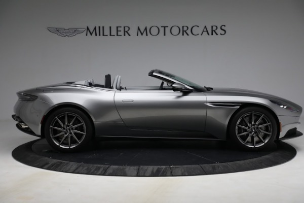 New 2019 Aston Martin DB11 V8 for sale Sold at Bugatti of Greenwich in Greenwich CT 06830 9