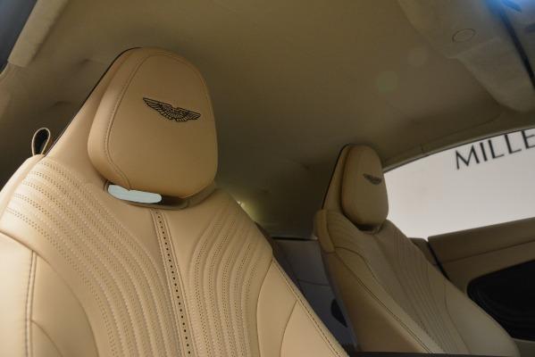 New 2019 Aston Martin DB11 V8 Convertible for sale Sold at Bugatti of Greenwich in Greenwich CT 06830 25