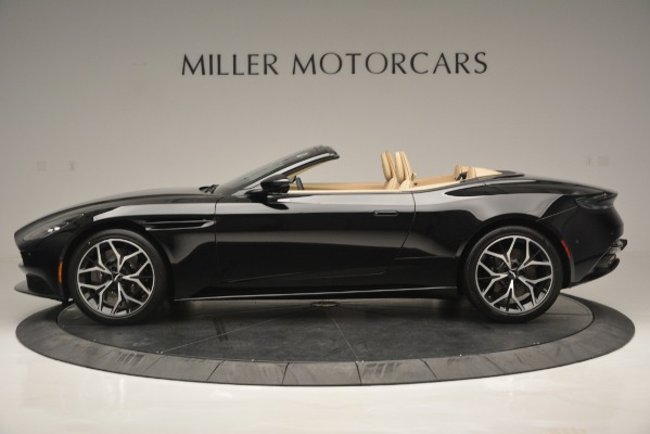 New 2019 Aston Martin DB11 V8 Convertible for sale Sold at Bugatti of Greenwich in Greenwich CT 06830 3