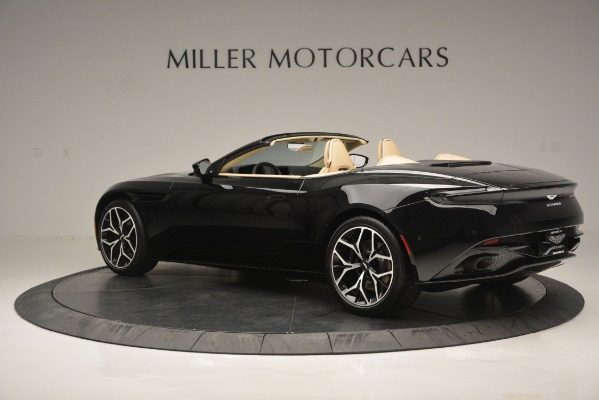 New 2019 Aston Martin DB11 V8 Convertible for sale Sold at Bugatti of Greenwich in Greenwich CT 06830 4