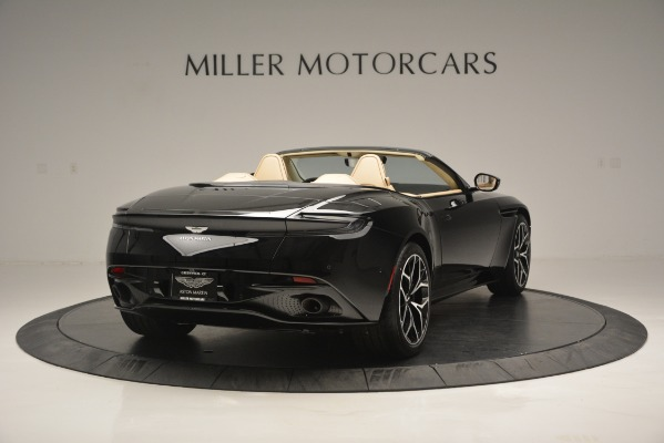 New 2019 Aston Martin DB11 V8 Convertible for sale Sold at Bugatti of Greenwich in Greenwich CT 06830 7