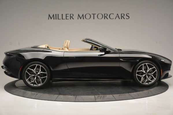 New 2019 Aston Martin DB11 V8 Convertible for sale Sold at Bugatti of Greenwich in Greenwich CT 06830 9