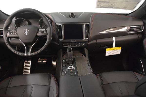 New 2019 Maserati Levante S Q4 GranSport for sale $104,540 at Bugatti of Greenwich in Greenwich CT 06830 15