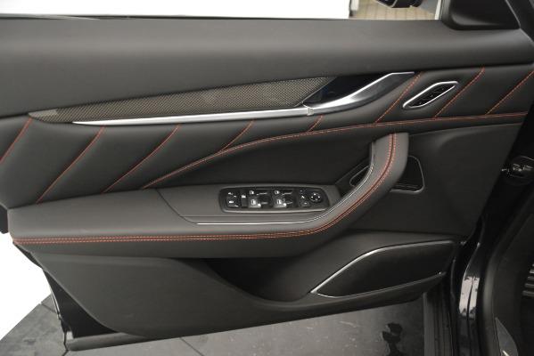 New 2019 Maserati Levante S Q4 GranSport for sale $104,540 at Bugatti of Greenwich in Greenwich CT 06830 16