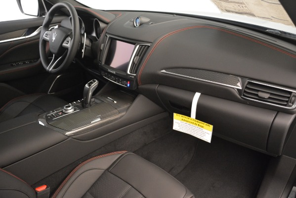 New 2019 Maserati Levante S Q4 GranSport for sale $104,540 at Bugatti of Greenwich in Greenwich CT 06830 21