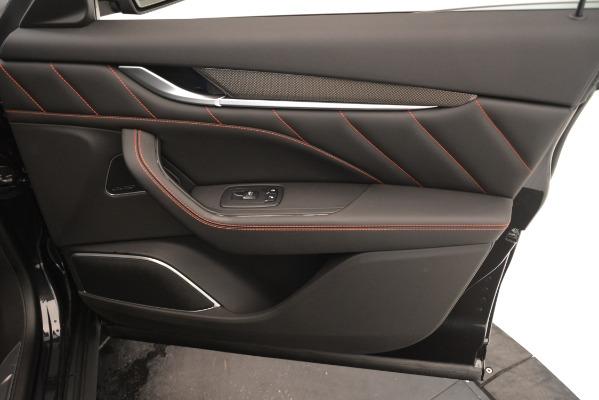 New 2019 Maserati Levante S Q4 GranSport for sale $104,540 at Bugatti of Greenwich in Greenwich CT 06830 23