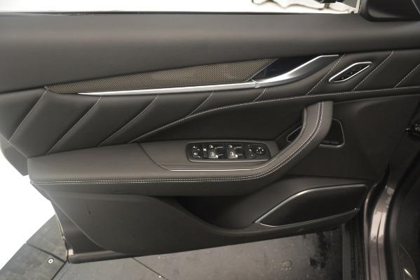 New 2019 Maserati Levante S Q4 GranSport for sale $104,840 at Bugatti of Greenwich in Greenwich CT 06830 17