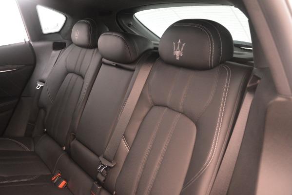 New 2019 Maserati Levante S Q4 GranSport for sale $104,840 at Bugatti of Greenwich in Greenwich CT 06830 18