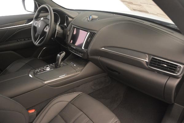 New 2019 Maserati Levante S Q4 GranSport for sale $104,840 at Bugatti of Greenwich in Greenwich CT 06830 22