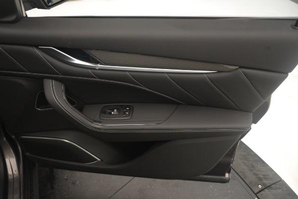 New 2019 Maserati Levante S Q4 GranSport for sale $104,840 at Bugatti of Greenwich in Greenwich CT 06830 25
