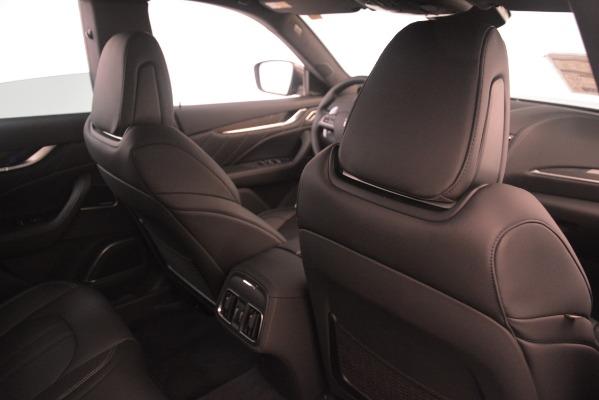 New 2019 Maserati Levante S Q4 GranSport for sale $104,840 at Bugatti of Greenwich in Greenwich CT 06830 28