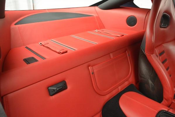 Used 2008 Ferrari 599 GTB Fiorano for sale Sold at Bugatti of Greenwich in Greenwich CT 06830 21