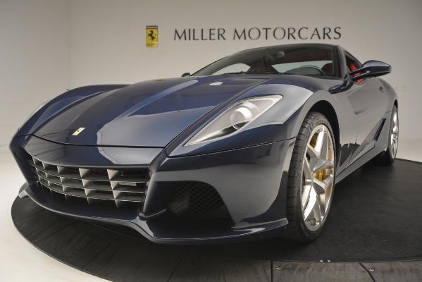 Used 2008 Ferrari 599 GTB Fiorano for sale Sold at Bugatti of Greenwich in Greenwich CT 06830 22