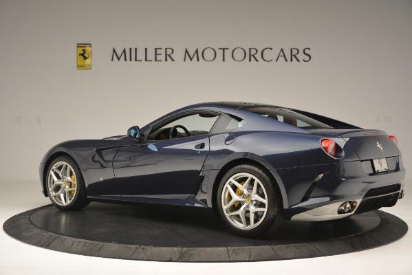 Used 2008 Ferrari 599 GTB Fiorano for sale Sold at Bugatti of Greenwich in Greenwich CT 06830 4